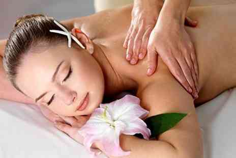 Indres Massage Southampton - Swedish Deep Tissue or Sports Massage - Save 57%