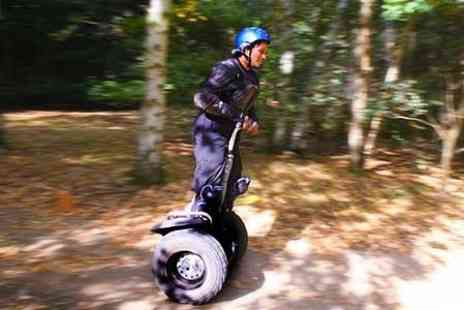 Segkind - One Hour Off Road Segway Experience - Save 60%
