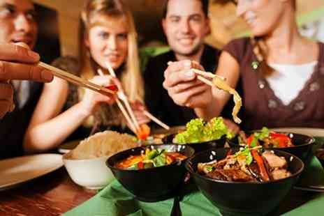 The Orchid Thai - Thai Meal For Two or Four from - Save 64%
