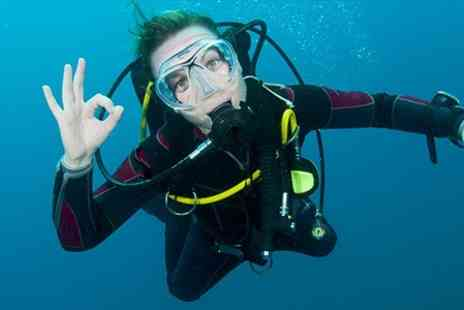 TAL Scuba - Two Day PADI Open Water Referral Scuba Diving Course - Save 68%