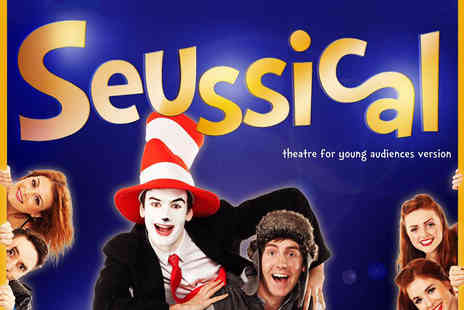 Arts Theatre - Top Price Ticket to Seussical The Musical - Save 32%
