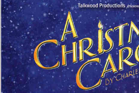 Playhouse Whitley Bay - Ticket  to See A Christmas Carol - Save 25%