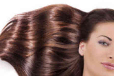 Serenity Beauty and Hair - Hair cut, half head of highlights and conditioning treatment - Save 81%