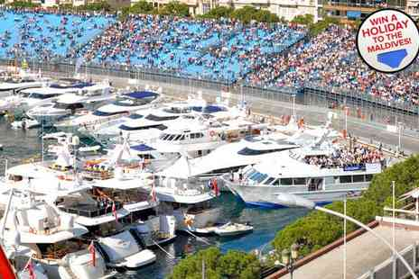 World Choice Sports - 2014 F1 Monaco Grand Prix - Save 40%
