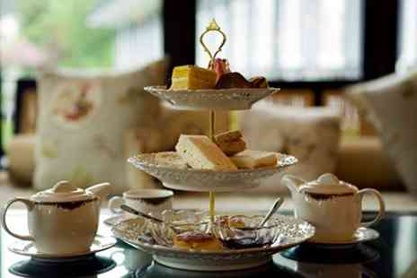 Three Kings Tea Rooms - Afternoon Tea With Wine For Two - Save 52%