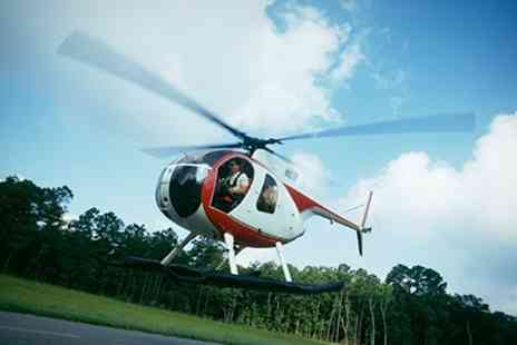 Northumbria Helicopters - Six Mile Helicopter Buzz Flight - Save 35%