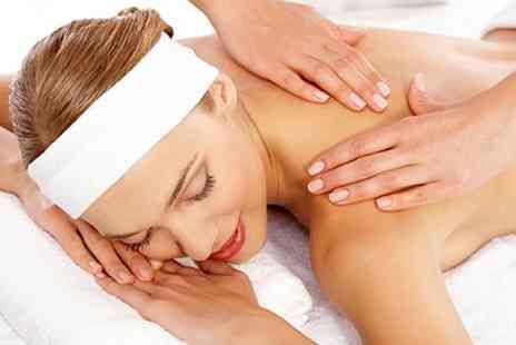 Impressions Beauty Salon - Swedish and deep tissue massages - Save 53%