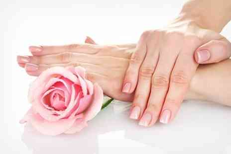 Laser Studio Beauty Center - Manicure With Shellac or Acrylic Nails - Save 63%