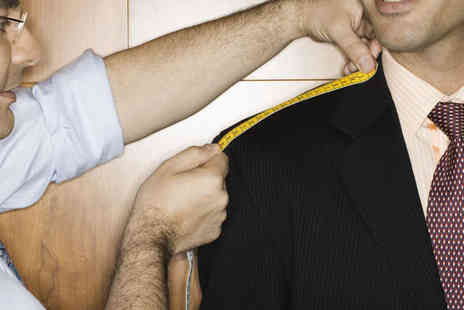 Dale Rhodes Tailoring - One Day Tailoring Training Course - Save 70%