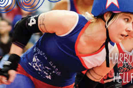 Bristol Roller Derby - Two Adult Tickets - Save 50%