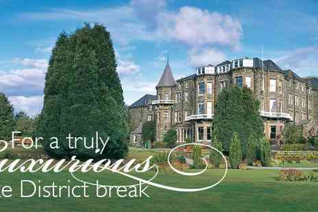 The Keswick Country House Hotel - Luxurious Lake District break for two with dinner and breakfast - Save 42%