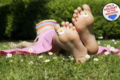 Solihull Chiropody - Four fungal laser treatments on one foot  - Save 78%