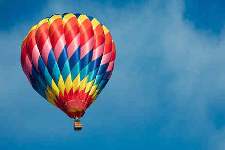 Alba Ballooning - One hour hot air ballooning experience - Save 50%