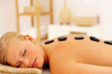 Hypolipo - Hot stone massage - Save 78%