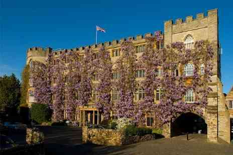 The Castle Hotel - One Night For 2 With Breakfast - Save 56%
