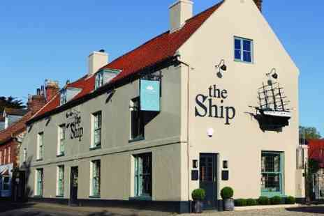The Ship Hotel - Two Night For Two With Breakfast - Save 50%