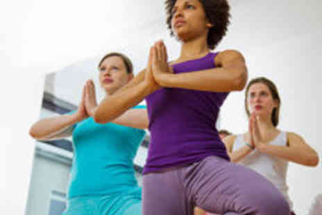 Fitness Fusions - Choice of Six Yoga, Pilates or Yogapilates Classes - Save 74%