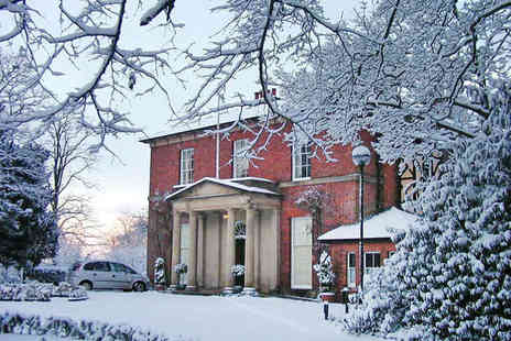 The Old Rectory Hotel - A Warm Welcome and Delicious Dinner in Shropshire - Save 50%