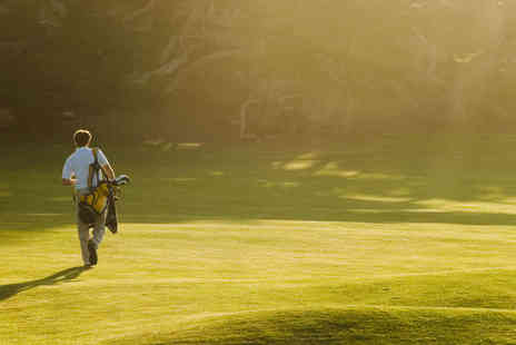 Godstone Golf Course - 18 Holes of Golf for Two - Save 57%