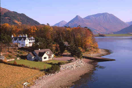 Loch Leven Hotel - A Taste of The Great Outdoors - Save 58%