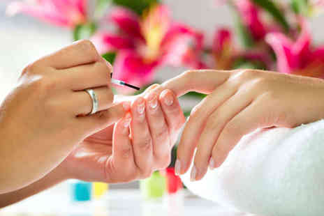 Twilight Salons - Manicure and Pedicure - Save 50%