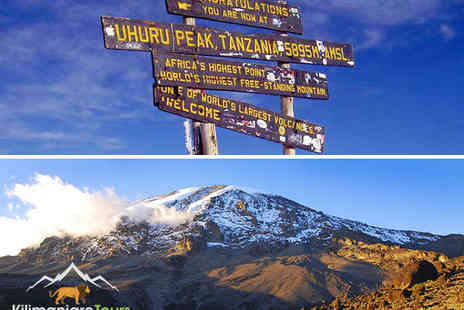 Kilimanjaro Tours - Accessible Marangu route up the mountain over seven days and six nights - Save 33%