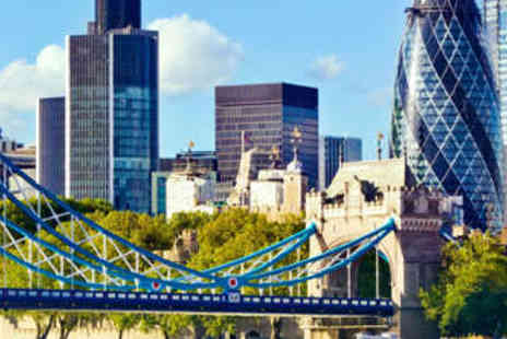 River Thames Cruises - Christmas Twilight Cruise  - Save 50%
