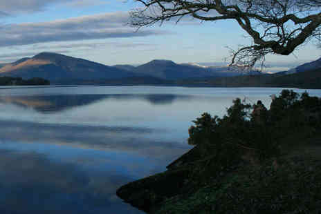 Arrochar Hotel - Mountains, Lochs, and Woodland in Arrochar - Save 44%