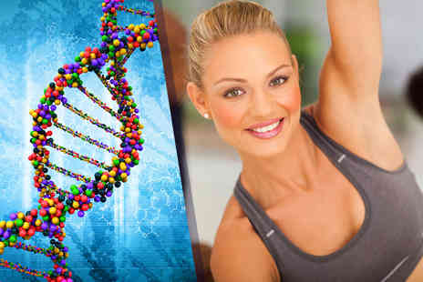 The Fitness Moovement - Premium DNA Fit test and diet plan - Save 45%