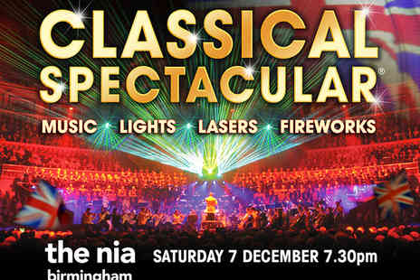 the nia Birmingham - Ticket to Classical Spectacular - Save 33%