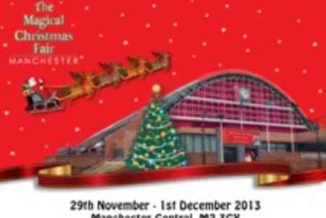 The Magical Christmas Fair - Adult Tickets to The Magical Christmas Fair - Save 33%