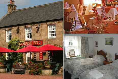 The Bay Horse Inn - Two night Northumberland Bed and Breakfast Stay for Two - Save 56%
