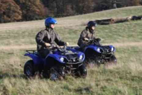 MadMax Adventures - Activity Day with 4X4 Driving and Quad Biking - Save 51%