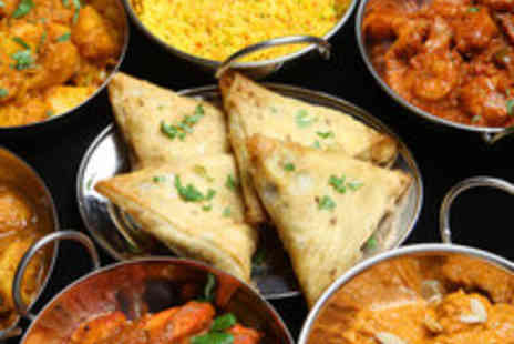 Heera Indian Restaurant - All You Can Eat Curry and Karaoke Night for Groups of Ten People - Save 78%