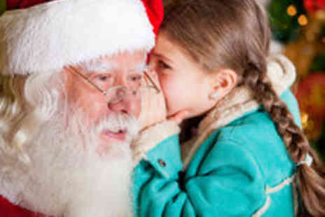 Steven Allan Images - Santa's Grotto Professional Photo Experience with Goody Bag - Save 53%