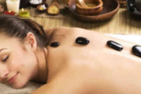 Faceworks NE - One hour hot stone massage - Save 70%