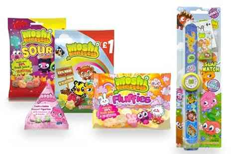 Sensible Supplies - Moshi Monster Watch and Sweets Set - Save 45%