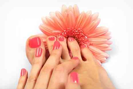 Blush hair & beauty - Gel Colour by OPI Nails Polish - Save 50%