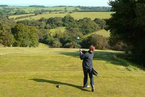 Sturminster Marshall Golf Club - Golf Nine Holes Plus Bacon Roll and Coffee For Two - Save 54%