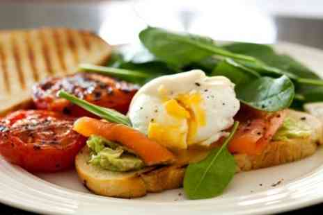 Whalley Cafe Gallery and Gift Shop - Luxury Breakfast For Two - Save 50%