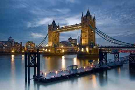 River Thames Cruises - Three hour evening cruise With Buffet and Mulled Wine - Save 60%