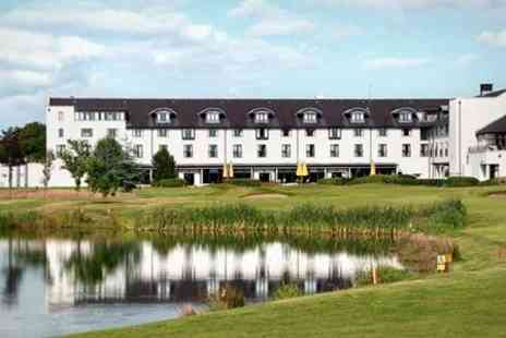 Hilton Templepatrick - Golf and Park and woodland course - Save 64%