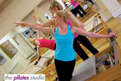 The Pilates Studio - Three Pilates Sessions - Save 56%