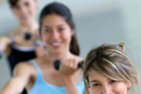 The Warehouse Health Club - Ten Fitness Class Passes - Save 68%