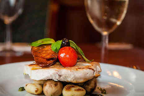 The Church Inn - Starter and Main Course Each for Two - Save 59%