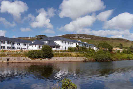 Gweedore Court Hotel - Two Night Stay for Two People with Breakfast - Save 56%
