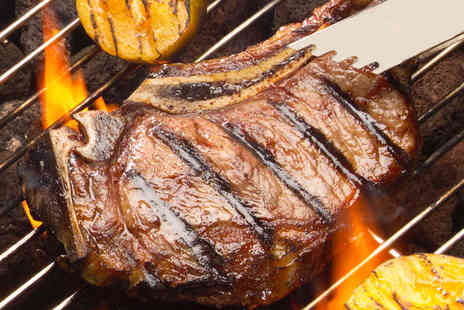 Rodizio Preto - All You Can Eat Brazilian Buffet for Two - Save 63%