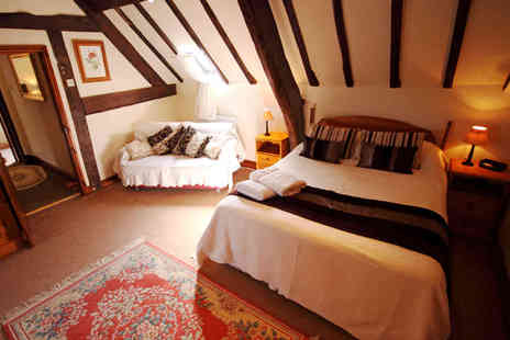 The Crown Country Inn - One Stay for Two People with Daily Breakfast and a Starter  - Save 42%