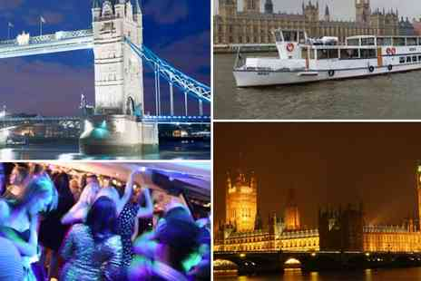 Thames River Tours - River Thames Twilight Evening Cruise - Save 50%