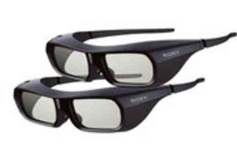 3d_professional_shop - 3D Glasses 2X 3D Active For Toshiba 3D TV - Save 20%